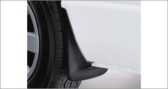 Брызговик (комплект) для Toyota HIACE TRH200V-SFPDK (Дек. 2013–Янв. 2015)