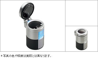 Пепельница (тип широкого применения с LED) для Toyota HIACE KDH201K-FRMDY-G (Дек. 2013–Янв. 2015)