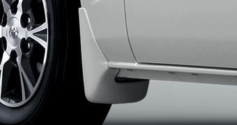 Брызговик (крашенный) для Toyota HIACE TRH200K-ERTDK-G (Янв. 2015–)