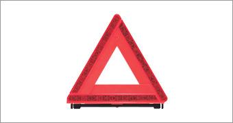 Знак аварийной остановки для Toyota HIACE TRH200K-ERTDK-G (Янв. 2015–)
